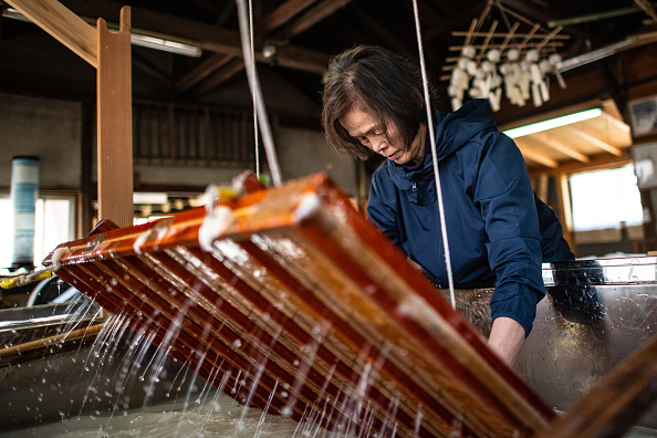 Tradition「Traditional 'Washi' Paper Making In Japan」:写真・画像(15)[壁紙.com]