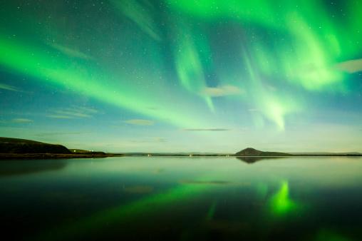 North Iceland「aurora borealis on iceland」:スマホ壁紙(17)
