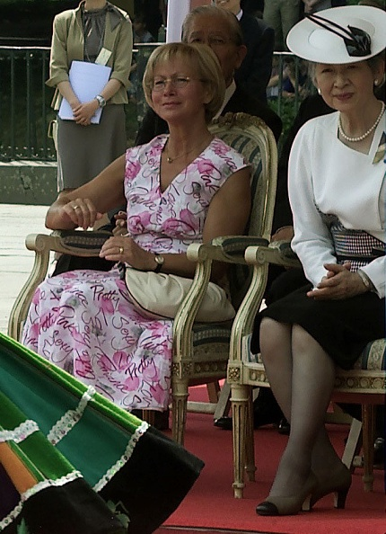 Emperor Akihito「Visit of the Emperor of Japan Akihito with his wife in Poland」:写真・画像(12)[壁紙.com]
