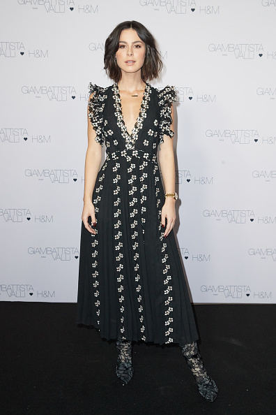 Floral Pattern「Exclusive Dinner And Exhibition Of The Giambattista Valli X H&M Collection In Berlin」:写真・画像(15)[壁紙.com]