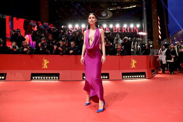 ベルリン国際映画祭「'3 Days in Quiberon' Premiere - 68th Berlinale International Film Festival」:写真・画像(1)[壁紙.com]