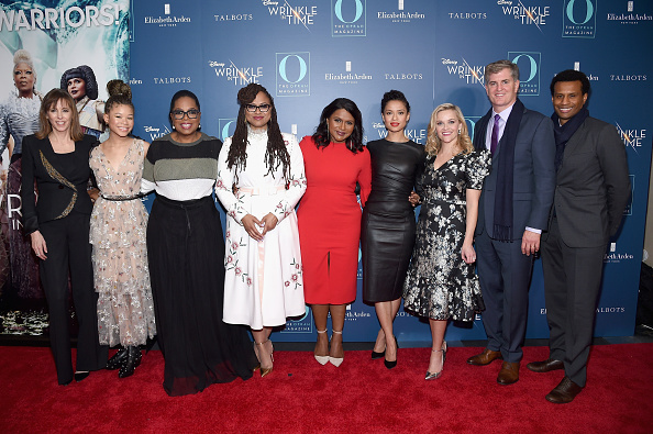 "A Wrinkle in Time「O, The Oprah Magazine Hosts Special NYC Screening Of ""A Wrinkle In Time"" At Walter Reade Theater」:写真・画像(4)[壁紙.com]"