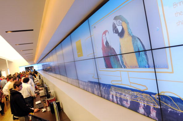 Digital Display「Microsoft Opens Its First Store In Scottsdale, Arizona」:写真・画像(13)[壁紙.com]