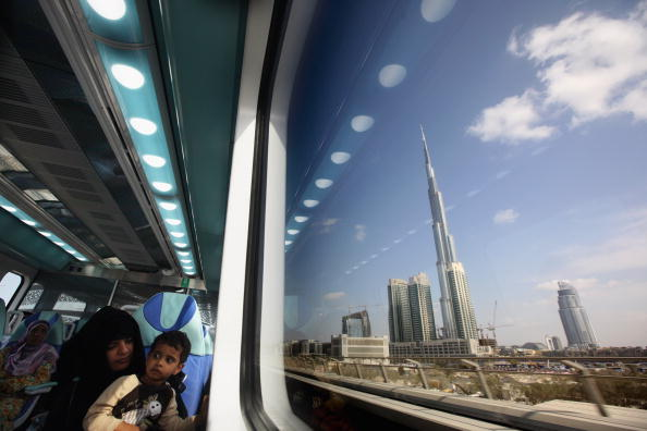 Middle East「Dubai Attempts To Reassure Investors Over Debt Default」:写真・画像(14)[壁紙.com]