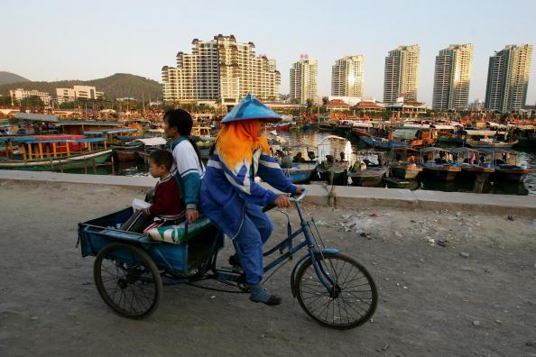 Hainan Island「China's housing price inflation rises」:写真・画像(0)[壁紙.com]