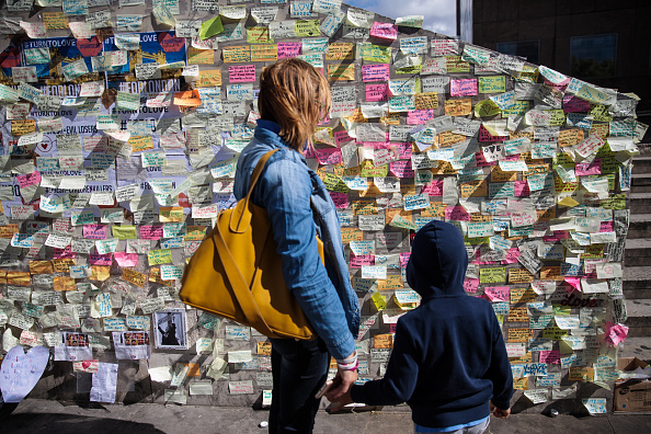Care「Borough Market One Week On From Terror Attack」:写真・画像(13)[壁紙.com]