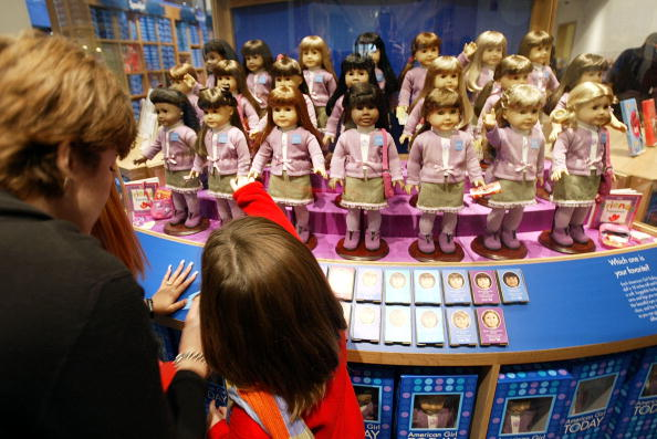 USA「American Girl Place New York Opens」:写真・画像(8)[壁紙.com]