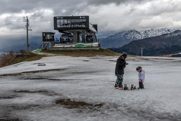 Grass Family「Japan's Lack Of Snow Hits Ski Season」:写真・画像(5)[壁紙.com]