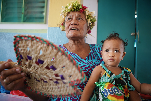 Tradition「Rising Sea Levels Threaten Coral Atoll Nation Of Tuvalu」:写真・画像(14)[壁紙.com]