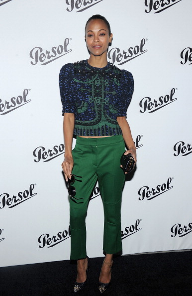 Straight leg pants「Persol Magnificent Obsessions: 30 Stories Of Craftmanship In Film Event」:写真・画像(2)[壁紙.com]