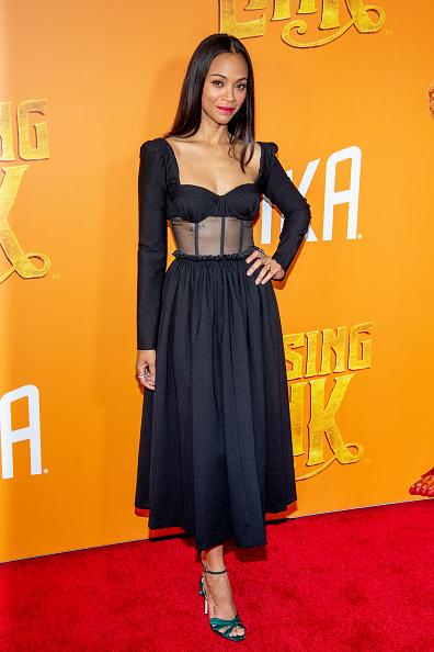 "Zoe Saldana「""Missing Link"" New York Premiere」:写真・画像(3)[壁紙.com]"