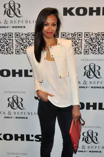 Oversized Purse「Rock & Republic For Kohl's - Arrivals - Fall 2012 Mercedes-Benz Fashion Week」:写真・画像(11)[壁紙.com]