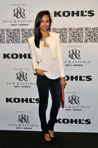 Oversized Purse「Rock & Republic For Kohl's - Arrivals - Fall 2012 Mercedes-Benz Fashion Week」:写真・画像(10)[壁紙.com]