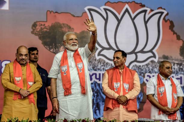 Narendra Modi Nominated As Prime Minster:ニュース(壁紙.com)