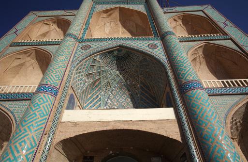 Iranian Culture「Takyeh Amir Chakhmagh, Yazd, Iran」:スマホ壁紙(4)