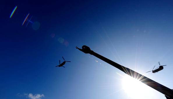 CH-47 Chinook「70th Anniversary of the Establishment of the Founding Battalions of The Royal Australian Regiment」:写真・画像(14)[壁紙.com]