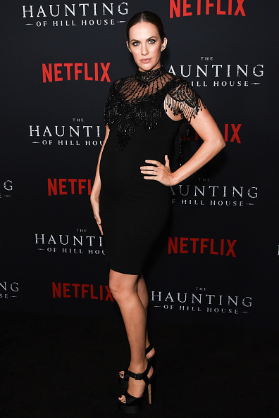 "Presley Ann「Netflix's ""The Haunting Of Hill House"" Season 1 Premiere - Arrivals」:写真・画像(7)[壁紙.com]"