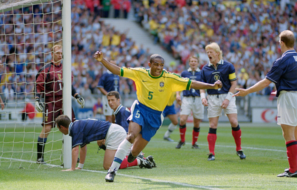 Scotland「1998 FIFA World Cup Finals Group A Brazil v Scotland」:写真・画像(4)[壁紙.com]