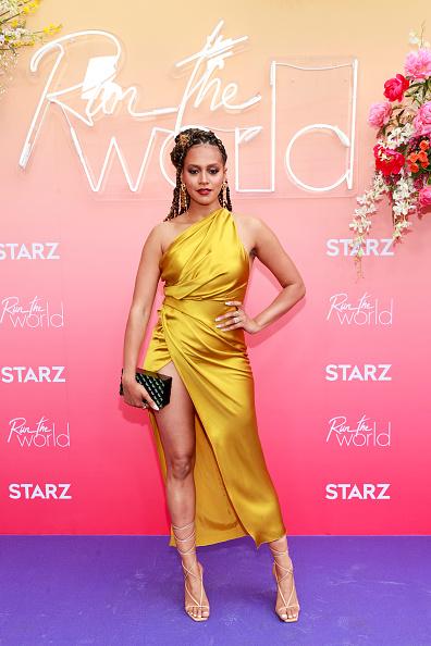 "上映会「STARZ New Series Premiere ""Run The World"" VIP Screening And Reception」:写真・画像(5)[壁紙.com]"