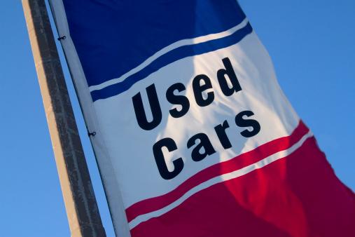 Used Car Selling「Used Car Flag」:スマホ壁紙(6)