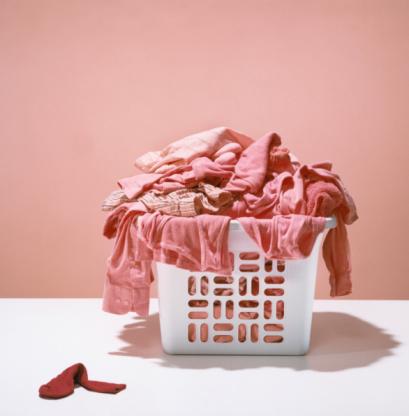 Color Image「Laundry Turned Pink」:スマホ壁紙(6)