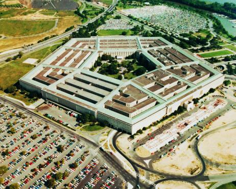Military「The Pentagon, Washington Dc, Usa」:スマホ壁紙(10)