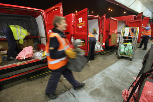 Royal Mail「Post Office Experience Busiest Day Of The Year」:写真・画像(3)[壁紙.com]