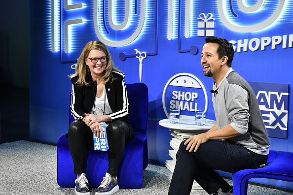 Small Business「American Express Kicks Off The 10th Annual Small Business Saturday With The Big Future Of Shopping Small Experience」:写真・画像(16)[壁紙.com]