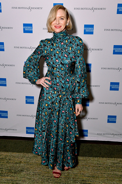 Naomi Watts「American Express Travel, Naomi Watts And Julia Michaels Celebrate Newest Travel Benefit For Platinum Card® Members - 5X Membership Rewards® Points Or Pay With Points On Prepaid Fine Hotels & Resorts Bookings On Amextravel.com」:写真・画像(10)[壁紙.com]