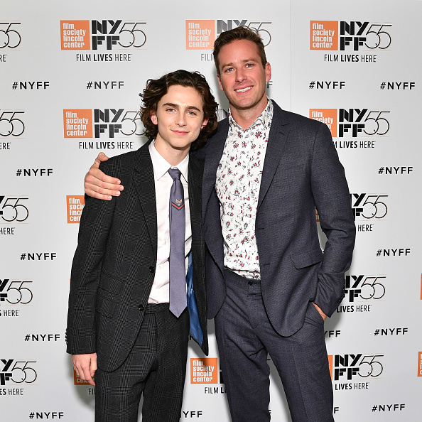 "Call Me by Your Name「55th New York Film Festival - ""Call Me By Your Name""」:写真・画像(1)[壁紙.com]"