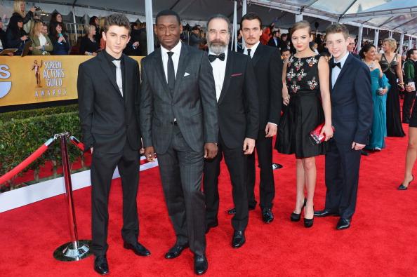 Morgan Saylor「19th Annual Screen Actors Guild Awards - Red Carpet」:写真・画像(17)[壁紙.com]