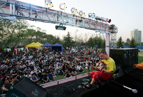 Cancan Chu「Midi Music Festival In Beijing」:写真・画像(9)[壁紙.com]