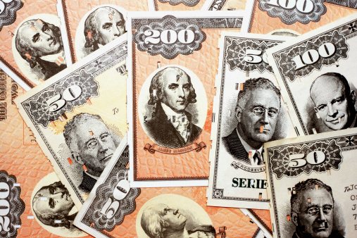 Stock Certificate「U.S. Savings Bond Background」:スマホ壁紙(19)