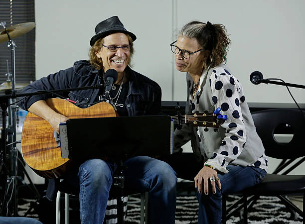 Steven Tyler Guest Speaker At Recovery Unplugged:ニュース(壁紙.com)