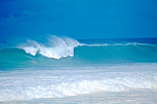Hawaii Beach「Big Surf」:スマホ壁紙(7)