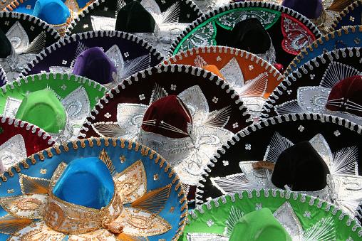 Gift Shop「Many Mexican sombreros」:スマホ壁紙(15)