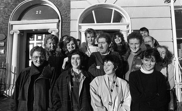 Bud「Joe Dowling of the Gaiety School of Acting 1986」:写真・画像(8)[壁紙.com]