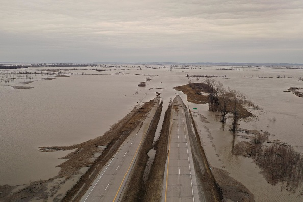 Extreme Weather「Flooding Continues To Cause Devastation Across Midwest」:写真・画像(8)[壁紙.com]