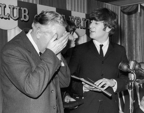 Politics「Wilson And Lennon」:写真・画像(19)[壁紙.com]