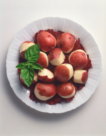 Red Potato「Side dish of new potatoes」:スマホ壁紙(14)