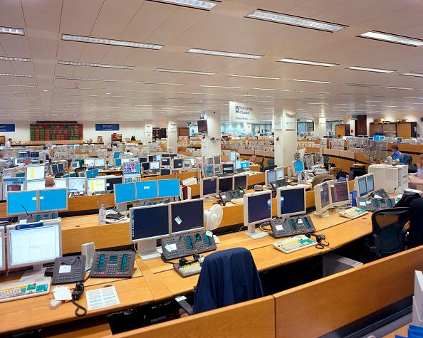 Blank「Trading Floor, international bank.」:写真・画像(11)[壁紙.com]