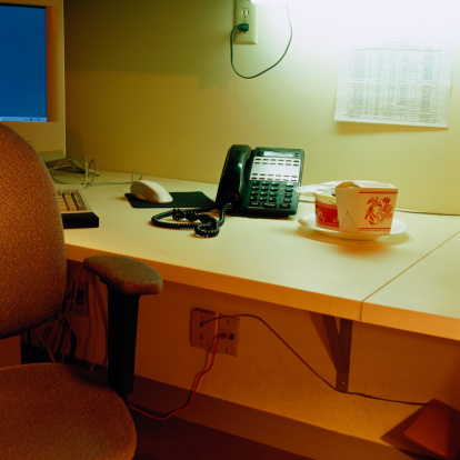Chinese Takeout「Desk with Chinese Food」:スマホ壁紙(11)