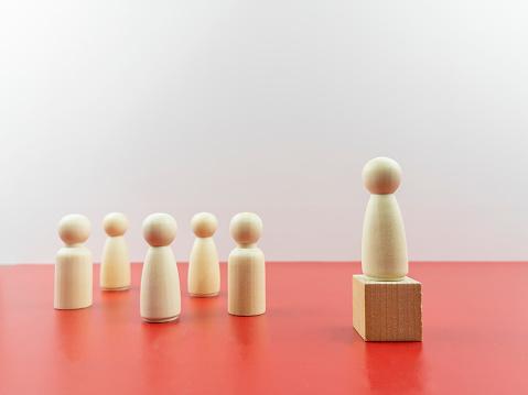 Influencer「Women Leadership, Human resource, Talent management, Recruitment employee, Successful business team leader concept」:スマホ壁紙(11)