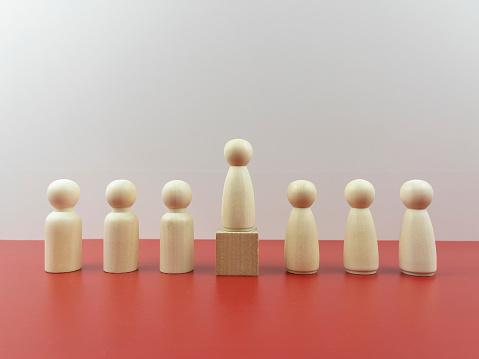 Influencer「Women Leadership, Human resource, Talent management, Recruitment employee, Successful business team leader concept」:スマホ壁紙(18)