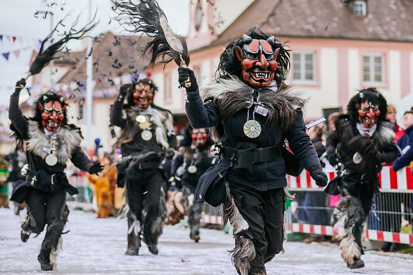 Heritage Images「Swabian-Alemanic Carnival Season Begins」:写真・画像(16)[壁紙.com]