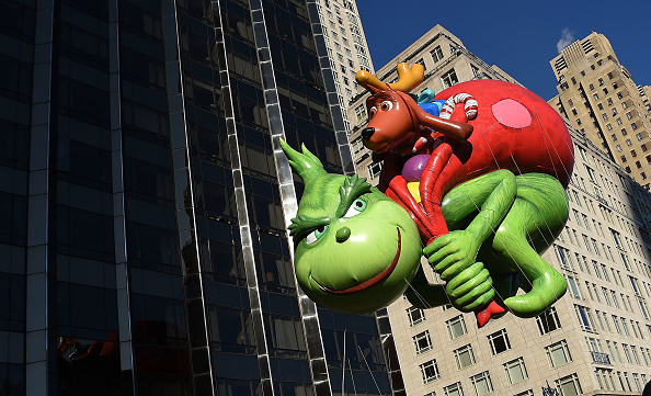 Decoration「91st Annual Macy's Thanksgiving Day Parade」:写真・画像(11)[壁紙.com]