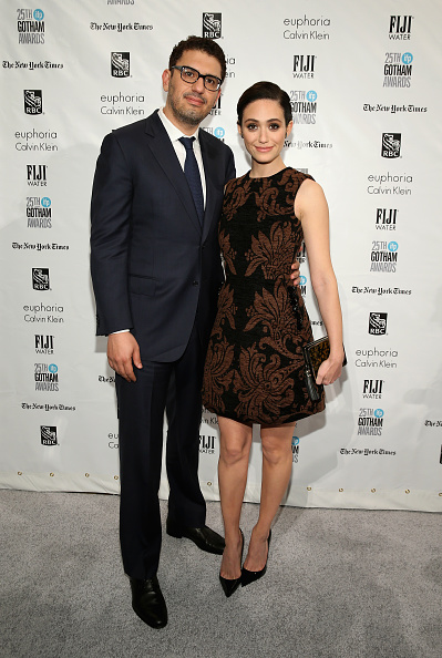 Emmy Rossum「IFP's 25th Annual Gotham Independent Film Awards - Red Carpet」:写真・画像(14)[壁紙.com]