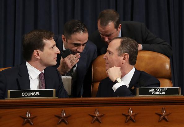 Daniel Gi「Amb. William Taylor And Deputy Assistant Secretary Of State George Kent Testify At Impeachment Hearing」:写真・画像(14)[壁紙.com]