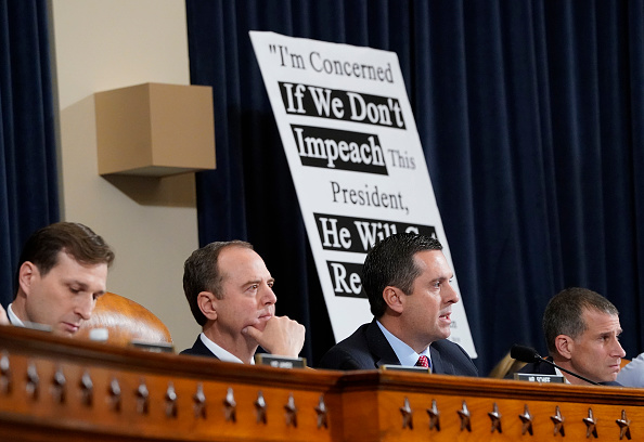 Daniel Gi「Amb. William Taylor And Deputy Assistant Secretary Of State George Kent Testify At Impeachment Hearing」:写真・画像(8)[壁紙.com]