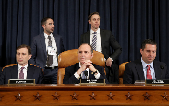 Daniel Gi「Amb. William Taylor And Deputy Assistant Secretary Of State George Kent Testify At Impeachment Hearing」:写真・画像(13)[壁紙.com]